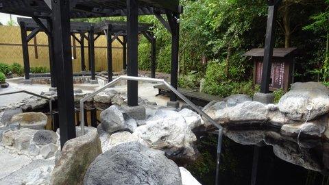 東京に「源泉掛け流し」があったのか。天然温泉「森乃彩」がニューオープン