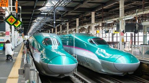 チケット代が50%オフ。JRのお得な「新幹線半額キャンペーン」実施中!