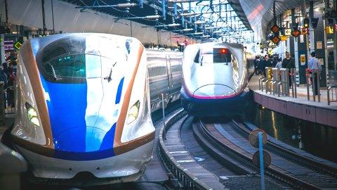 1日6000円〜で新幹線乗り放題の「どこでもドアきっぷ」発売中!
