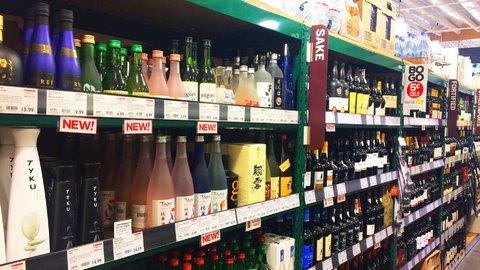 日本人が知らない、不思議な日本酒とアメリカ流「SAKE」の飲み方