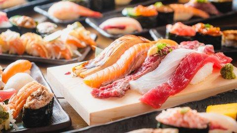 高級寿司が食べ放題2,999円〜!上野「すし酒場 フジヤマ」がコスパ最高で神すぎる