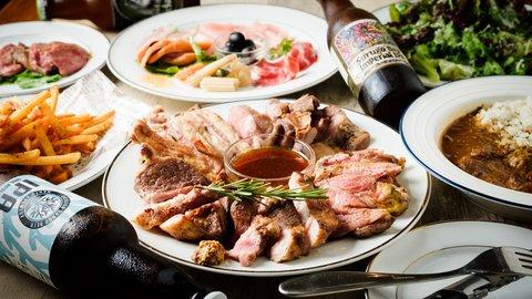 お肉を何枚食べても2,910円!豪華コース料理&ローストビーフ食べ放題がスタート