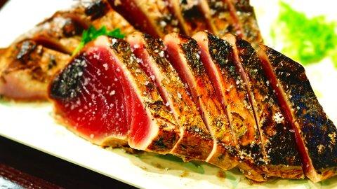 大好評の食べ放題が880円で復活!高知名物「カツオタタキ」を食い尽くせ!