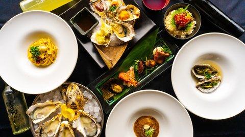 ぷりぷりの「牡蠣」が食べ放題!期間限定で贅沢コース料理が驚きの4,990円で登場