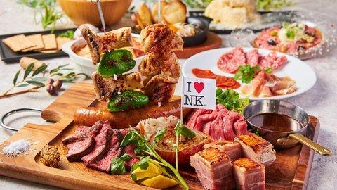 食べ放題2480円!絶品お肉に希少部位、チーズ…肉食歓喜の期間限定イベント