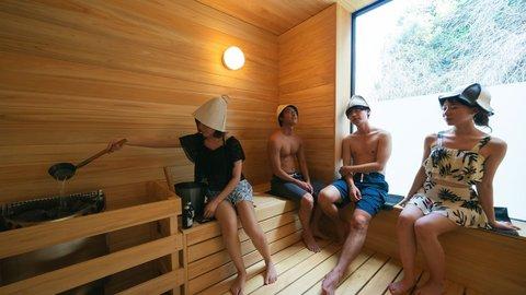 コロナ禍こそ「プライベートサウナ」を!自然の中で整う、埼玉の最新ホテル