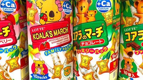 ちょっぴり恥ずかしい改名理由…外国人がハマった、日本の意外な「お菓子」