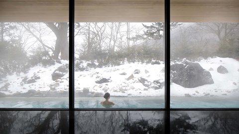 最高のおもてなしがここに。栃木県「ザ・リッツ・カールトン日光」の絶景温泉