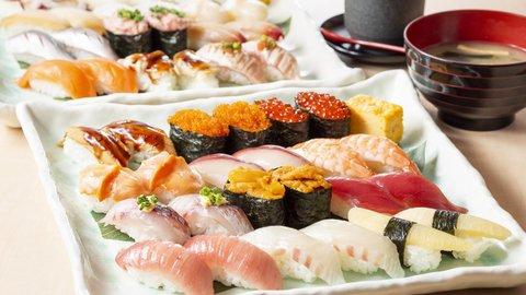 「高級お寿司」食べ放題!常時60種類がそろう上野「雛鮨」が新オープン