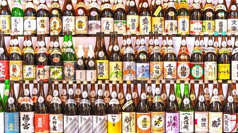 人気の「獺祭」は何位に?日本人が選ぶ、もっとも好きな日本酒銘柄ランキング
