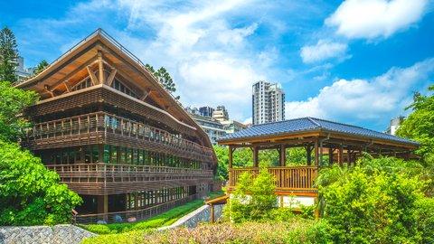 日本の有名建築家の作品も。美しすぎる台湾の「名建築」スポット6選