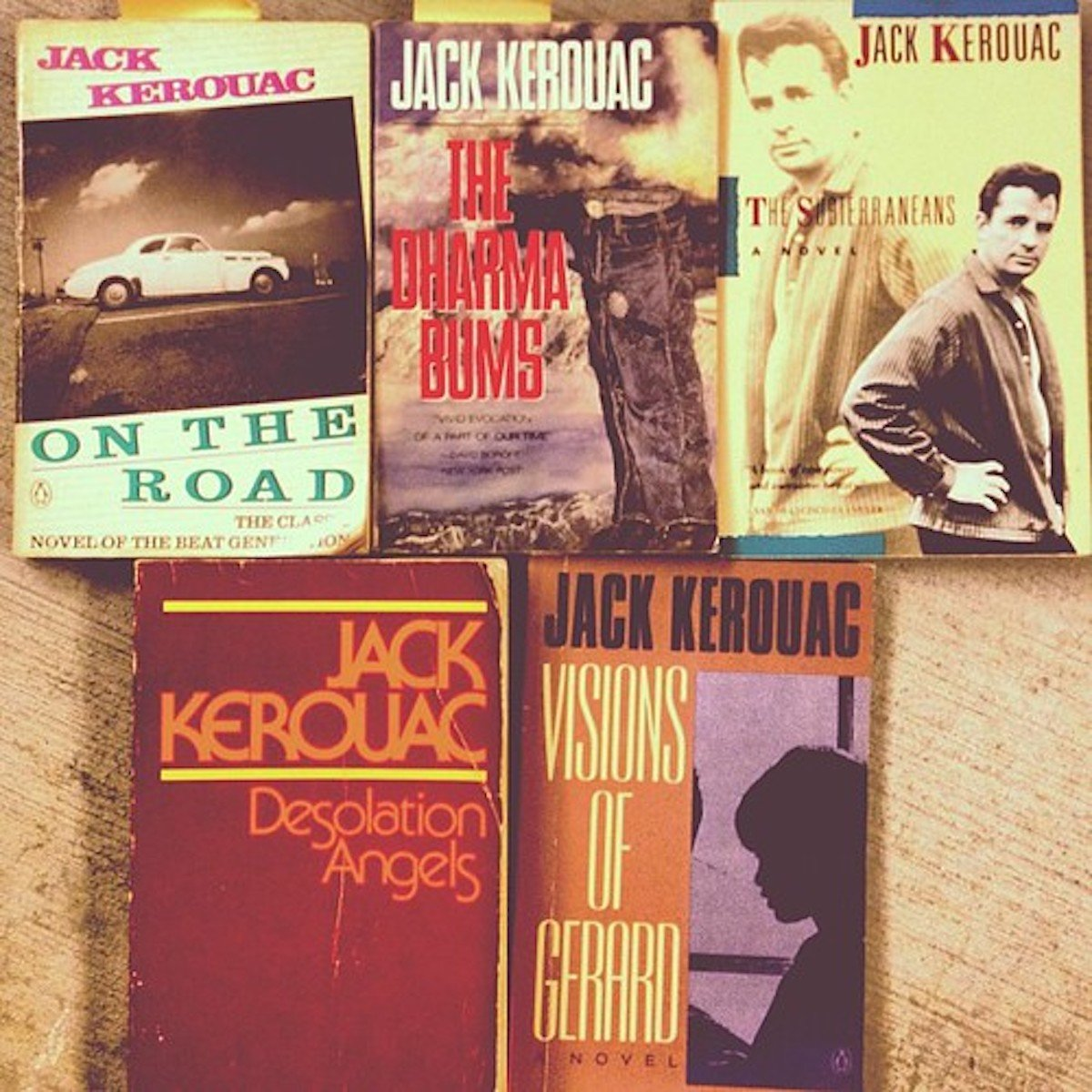 サンフランシスコのレトロな街に隠された「ジャック・ケルアック」の ...