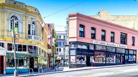 サンフランシスコのレトロな街に隠された「ジャック・ケルアック」の記憶