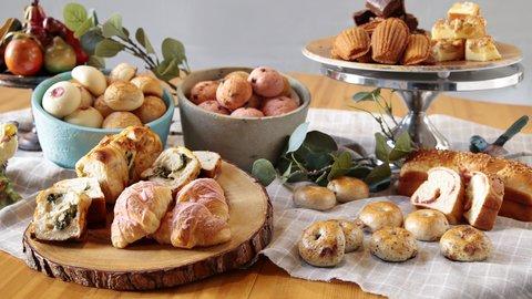 パンの食べ放題付き!春のひとときを優雅に彩る絶品「生パスタ」ランチ