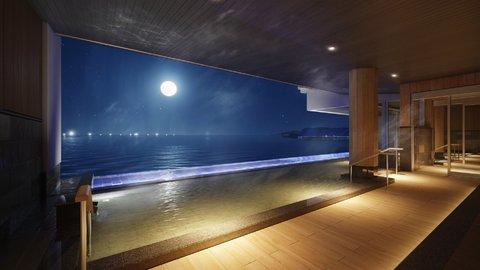 絶景のオーシャンビュー。函館に「インフィニティ風呂」付きホテルが新オープン