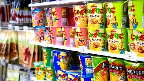 考えられない!?外国人が驚く日本のコンビニ「お菓子」
