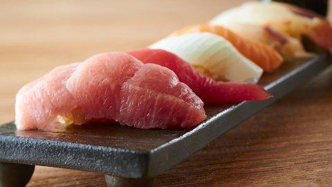 3,500円で高級お寿司食べ放題!豪華食材勢ぞろいの期間限定イベント開催中