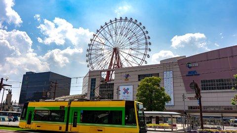 地方の絶景はここから始まる。見晴らし最高な日本全国の「屋上観覧車」6選