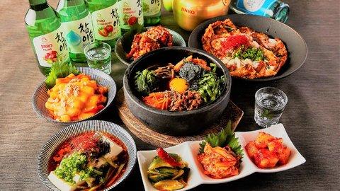 まさかの888円で食べ放題!?本格韓国料理の「サムギョプサル」が美味すぎる!