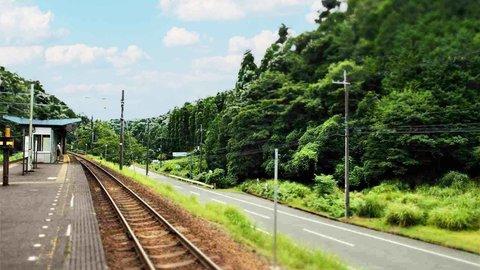 駅ゆけばそれが旅になる。ノスタルジックな京都丹後鉄道駅の世界