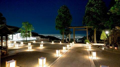 自然の中に響く滝の音。神奈川県「大山」の神秘的な絶景スポット