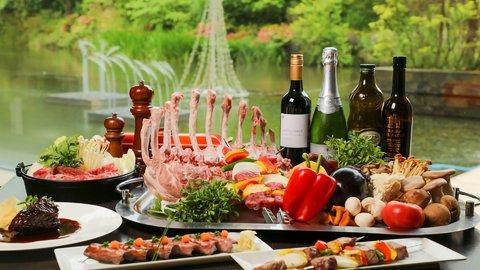 食べ放題付きの宿泊プランも!豪華すぎる「秋の肉グルメブッフェ」開催