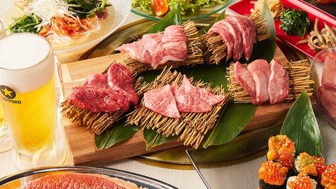 1日3組限定のお得な食べ放題も。中目黒に新感覚焼肉店がオープン!