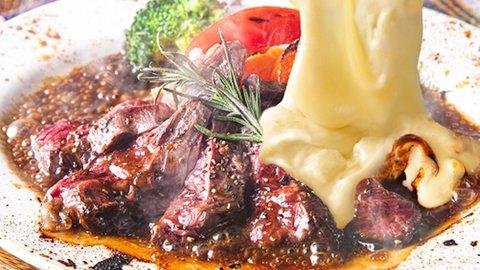 贅沢なランチ食べ放題も。絶品「チーズ&生はちみつ」専門店が新オープン